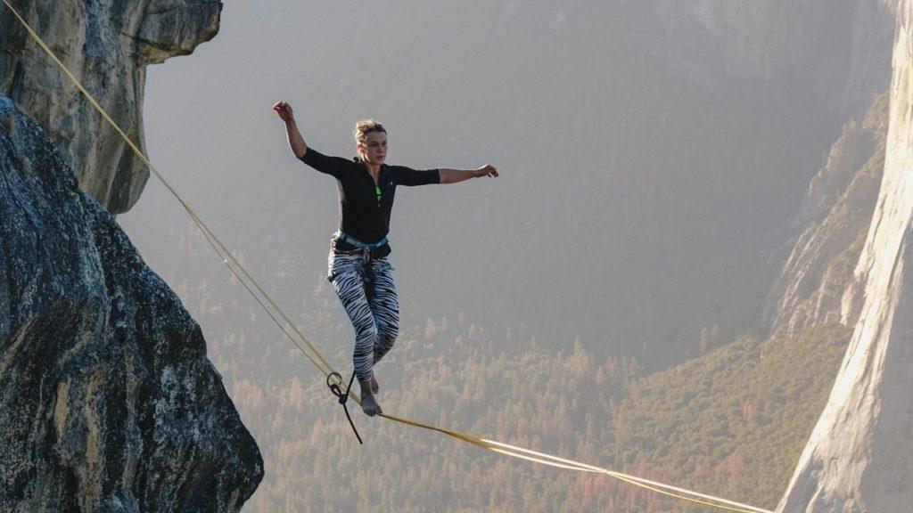 The Tightrope of Self-Compassion