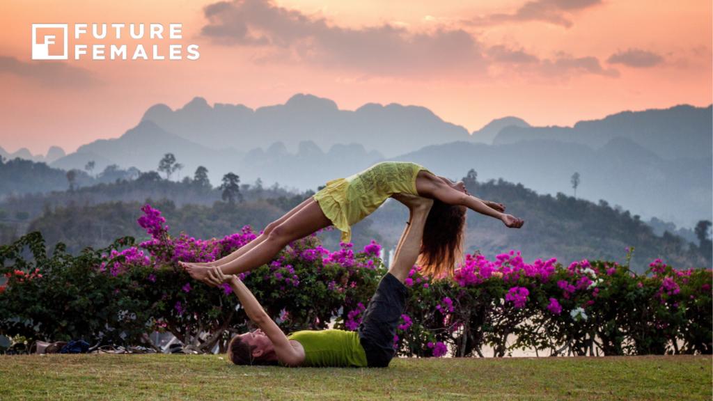 future females blog yoga balance