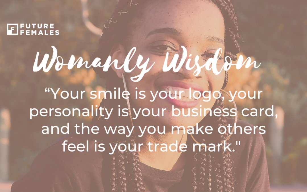Let your personality make your business a success