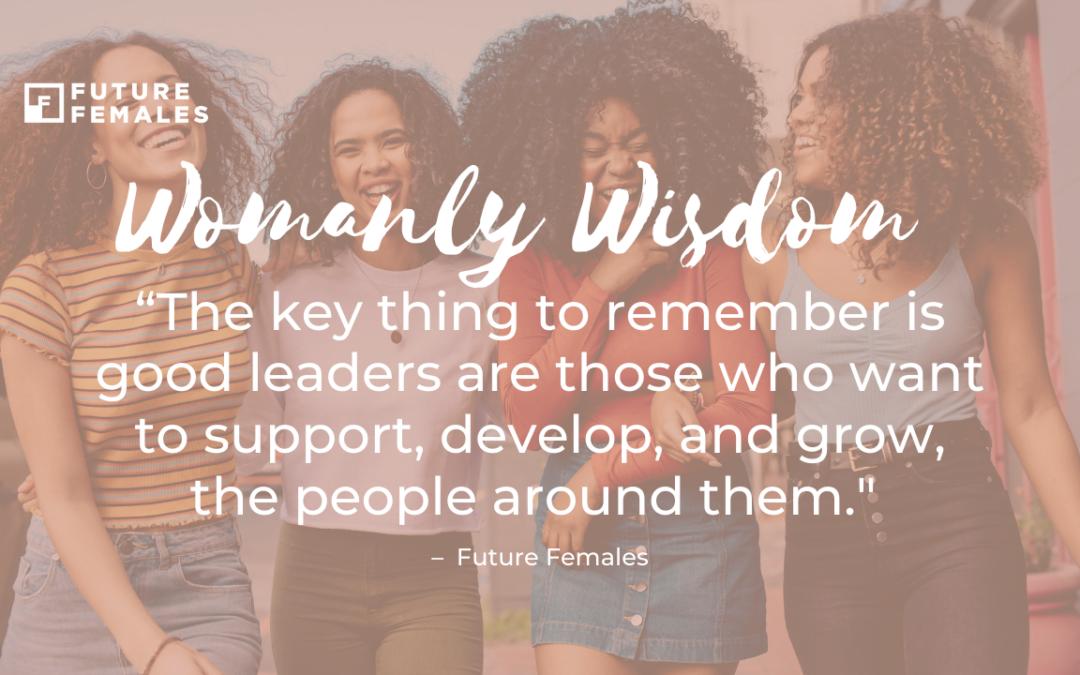 The key tips to good leadership