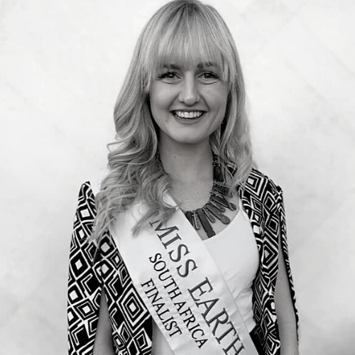 Victoria Soutar Miss Earth South Africa